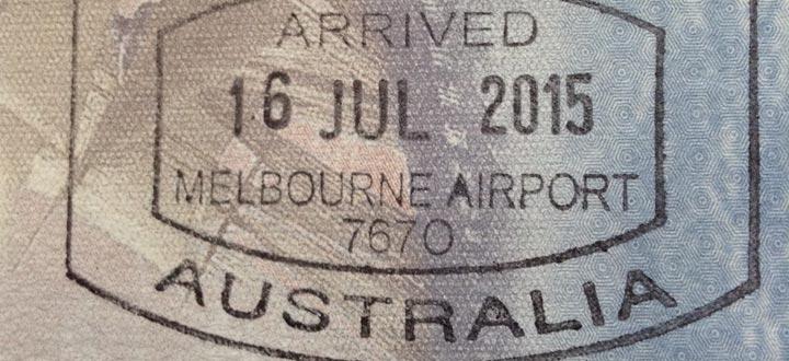 Visa Processing Australia