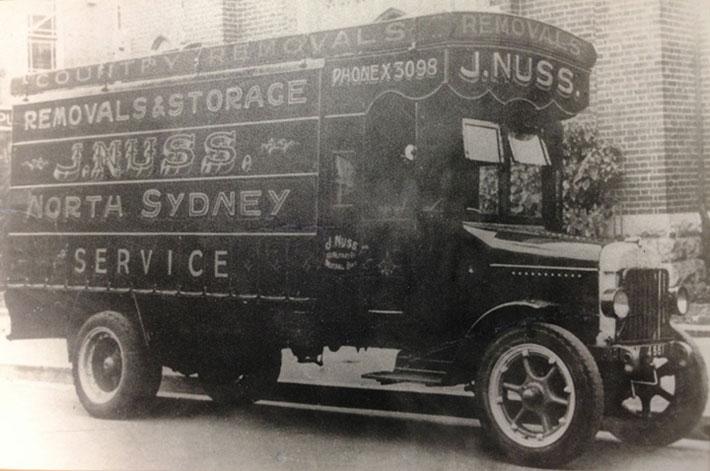 Nuss Company History