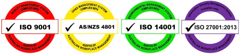 Nuss ISO Certifications